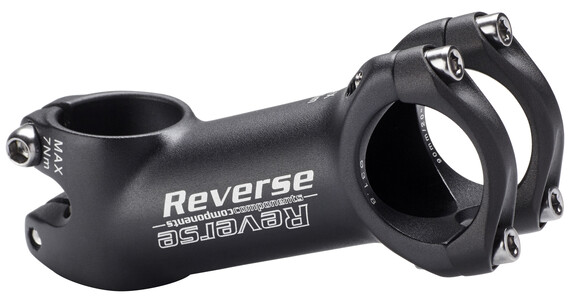 Reverse XC Vorbau Ø31,8mm 20° schwarz